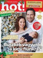 HOT! Magazine [Hungary] (14 December 2017)