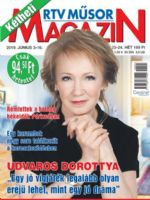 Kétheti RTV Műsormagazin Magazine [Hungary] (3 June 2019)