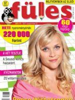 Fules Magazine [Hungary] (12 September 2017)