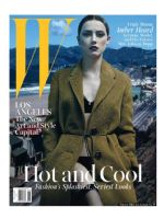 W Magazine [United States] (July 2014)