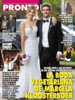 Pronto Magazine [Argentina] (19 November 2014)