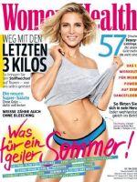 Women's Health Magazine [Germany] (August 2015)