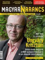 Magyar Narancs Magazine [Hungary] (11 April 2019)