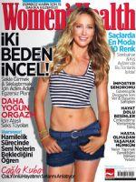 Women's Health Magazine [Turkey] (October 2012)