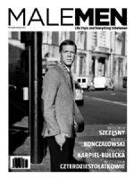 MaleMEN Magazine [Poland] (November 2011)