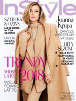 InStyle Magazine [Poland] (March 2018)