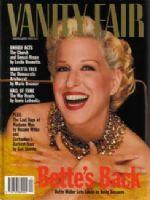 Vanity Fair Magazine [United Kingdom] (December 1991)