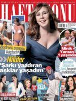 Haftasonu Magazine [Turkey] (17 June 2015)