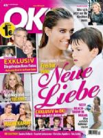 OK! Magazine [Germany] (16 October 2013)