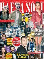 Haftasonu Magazine [Turkey] (4 November 2015)