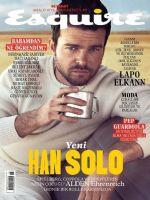 Esquire Magazine [Turkey] (June 2018)