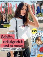 Grazia Magazine [Germany] (30 August 2018)