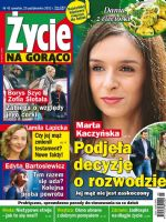 Zycie na goraco Magazine [Poland] (25 October 2012)