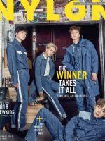 Nylon Magazine [South Korea] (February 2018)