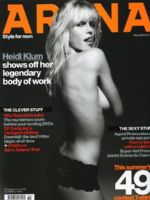 Arena Magazine [United States] (May 2005)