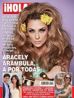 Hola! Magazine [Mexico] (24 April 2013)