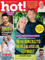 HOT! Magazine [Hungary] (25 July 2019)