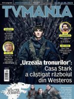 TV Mania Magazine [Romania] (31 May 2019)