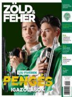 Zöld & Fehér Magazine [Hungary] (March 2019)
