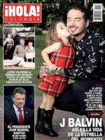 Hola! Magazine [Colombia] (15 December 2016)
