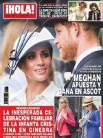 Hola! Magazine [Spain] (4 July 2018)