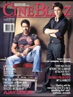 Cinéblitz Magazine [India] (November 2012)