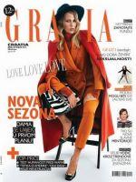 Grazia Magazine [Croatia] (September 2015)