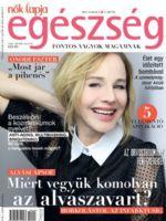 Nők Lapja Egészség Magazine [Hungary] (March 2019)