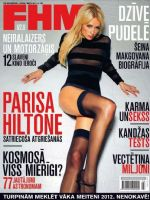 FHM Magazine [Latvia] (March 2012)
