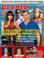 Pronto Magazine [Spain] (21 November 2015)