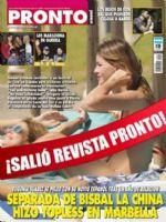 Pronto Magazine [Argentina] (22 July 2015)