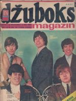 dzuboks Magazine [Yugoslavia (Serbia and Montenegro)] (May 1966)