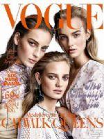 Vogue Magazine [Netherlands] (April 2015)