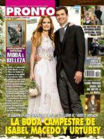 Pronto Magazine [Argentina] (28 September 2016)