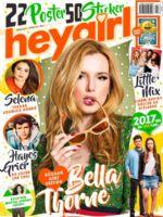 Hey Girl Magazine [Turkey] (January 2017)