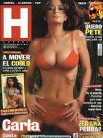 Hombre Magazine [Argentina] (September 2005)