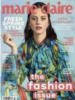 Marie Claire Magazine [United Kingdom] (March 2018)