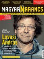 Magyar Narancs Magazine [Hungary] (25 April 2019)