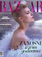 Harper's Bazaar Magazine [Serbia] (October 2018)