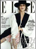 Elle Magazine [United Kingdom] (April 2018)