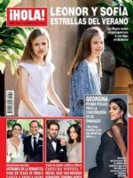 Hola! Magazine [Spain] (2 August 2017)