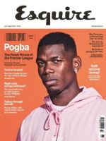 Esquire Magazine [United Kingdom] (August 2017)