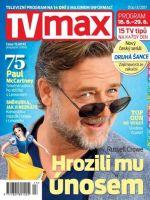 TV Max Magazine [Czech Republic] (16 June 2017)