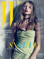 W Magazine [North Korea] (April 2014)