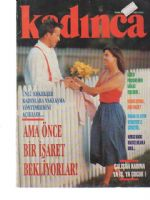 Kadinca Magazine [Turkey] (July 1992)