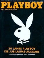 Playboy Magazine [Germany] (September 1992)