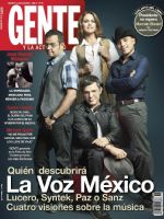 Gente Magazine [Mexico] (October 2011)