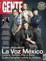 Gente Magazine [Mexico] (October 2011)