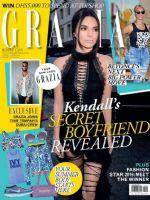 Grazia Magazine [United Arab Emirates] (13 April 2016)
