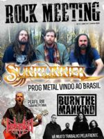 Rock Meeting Magazine [Brazil] (June 2016)